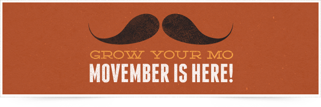 Movember and the Social Media Mustache - Digital Marketing Agency